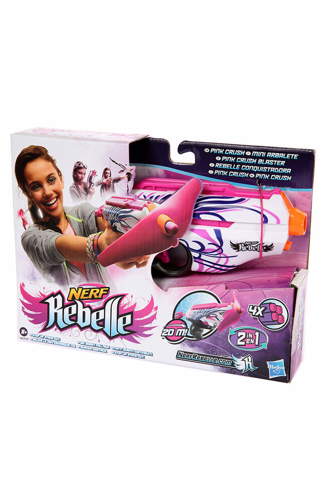 Image for Nerf Pink Crush Rebelle A4739 from Özdilekteyim