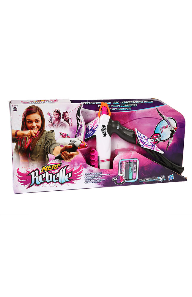 Image for Nerf Rebelle Heartbreaker Bow from İzmir