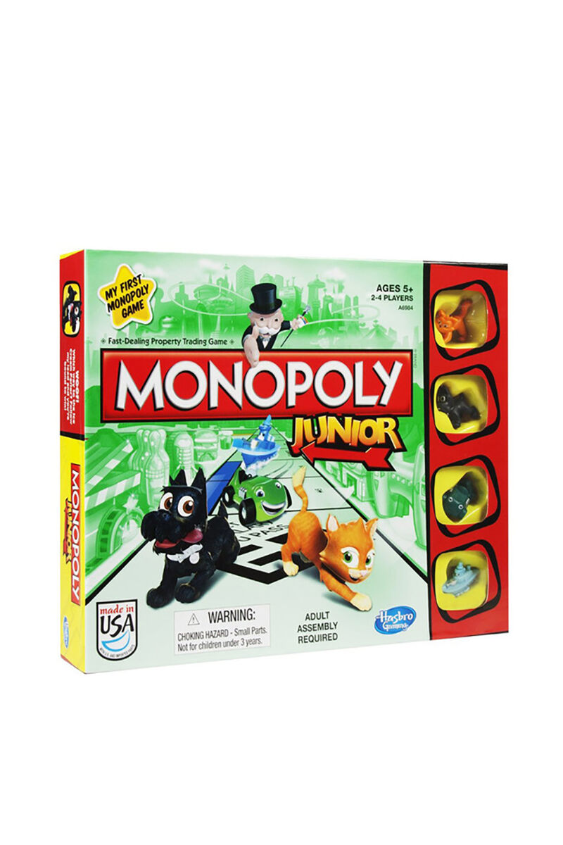 Image for Monopoly Junior from Özdilekteyim