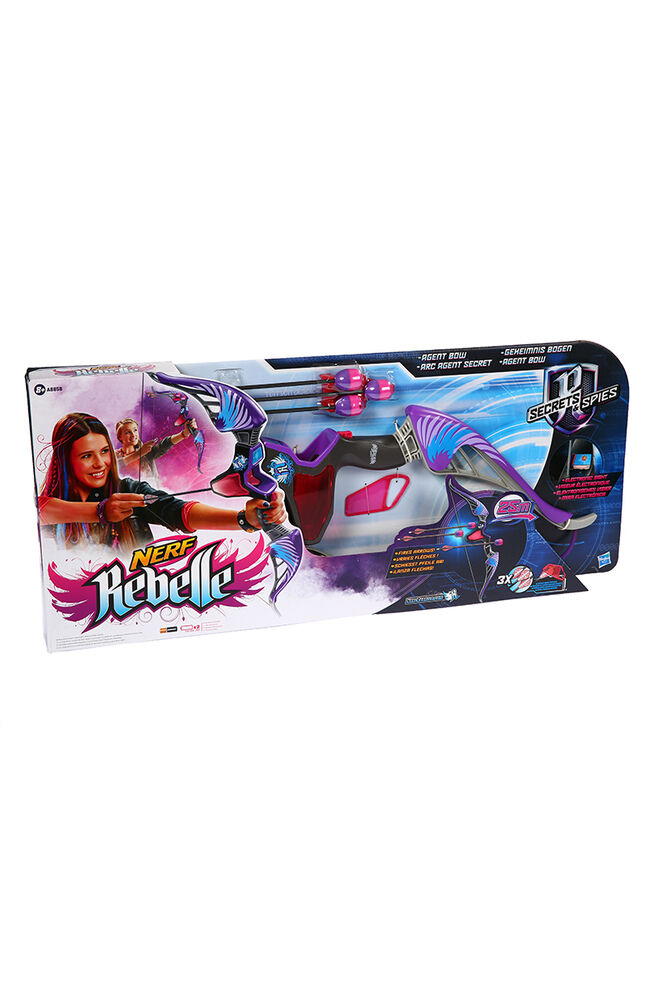 Image for Nerf Rebelle Agent Bow from Antalya