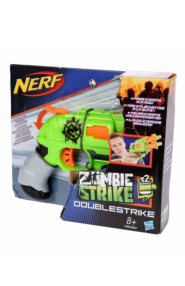 Image for Nerf N Strike Elite Zombie Double Tap from Kocaeli