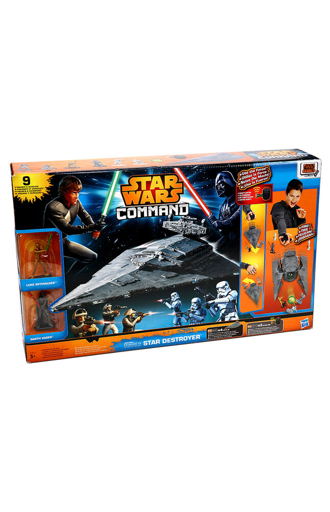 Star Wars Command Star Destroyer Oyun Seti