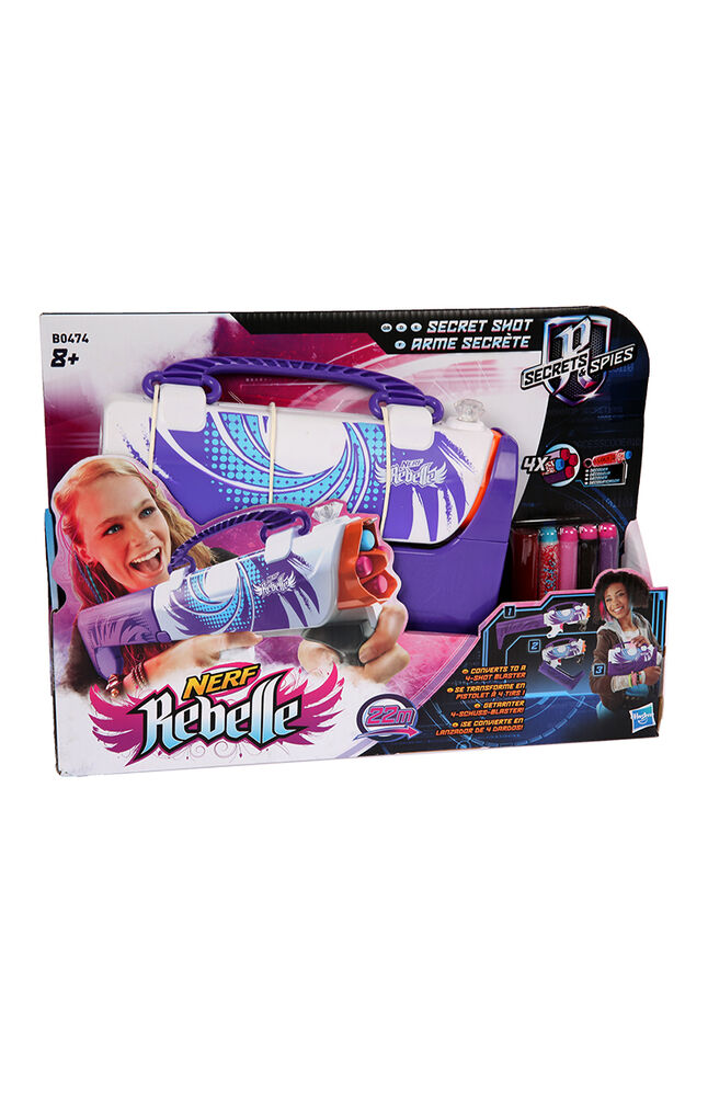 Image for Nerf Rebelle Secret Shot B0647 from Özdilekteyim