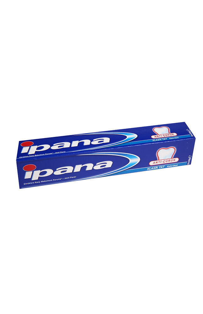Image for İpana Diş Macunu 50Ml Kalsident Klasik Diş Macunu from Bursa