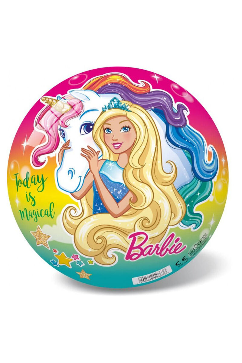 Barbie Lisanslı Plastik Top 23 Cm