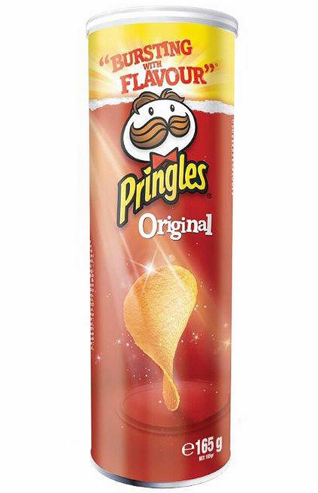 Image for Pringles 165 Gr Normal from Kocaeli