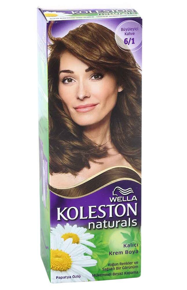 Image for Koleston Naturals Sac Boyası Maxi 6/1 from İzmir