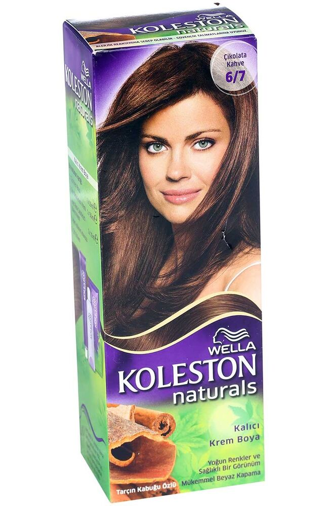 Image for Koleston Naturals Saç Boyası Maxi 6/7 from Kocaeli