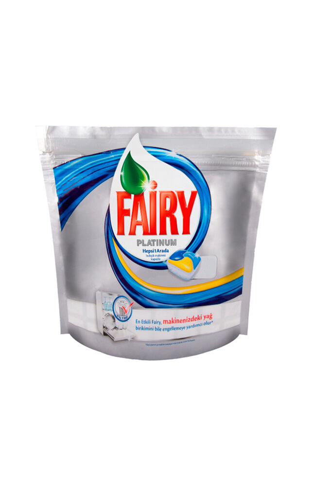 Fairy Tablet Platinum 18'Li