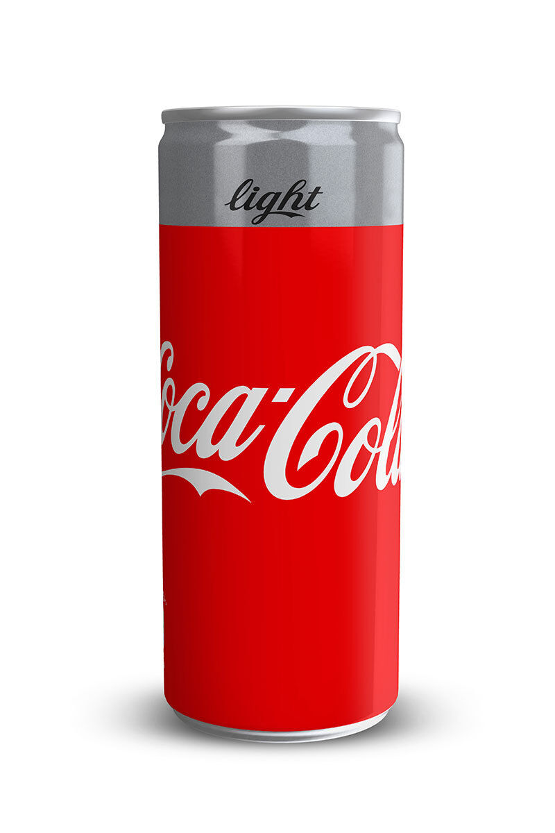 Image for Coca Cola Lıght Kutu 250Ml from Bursa