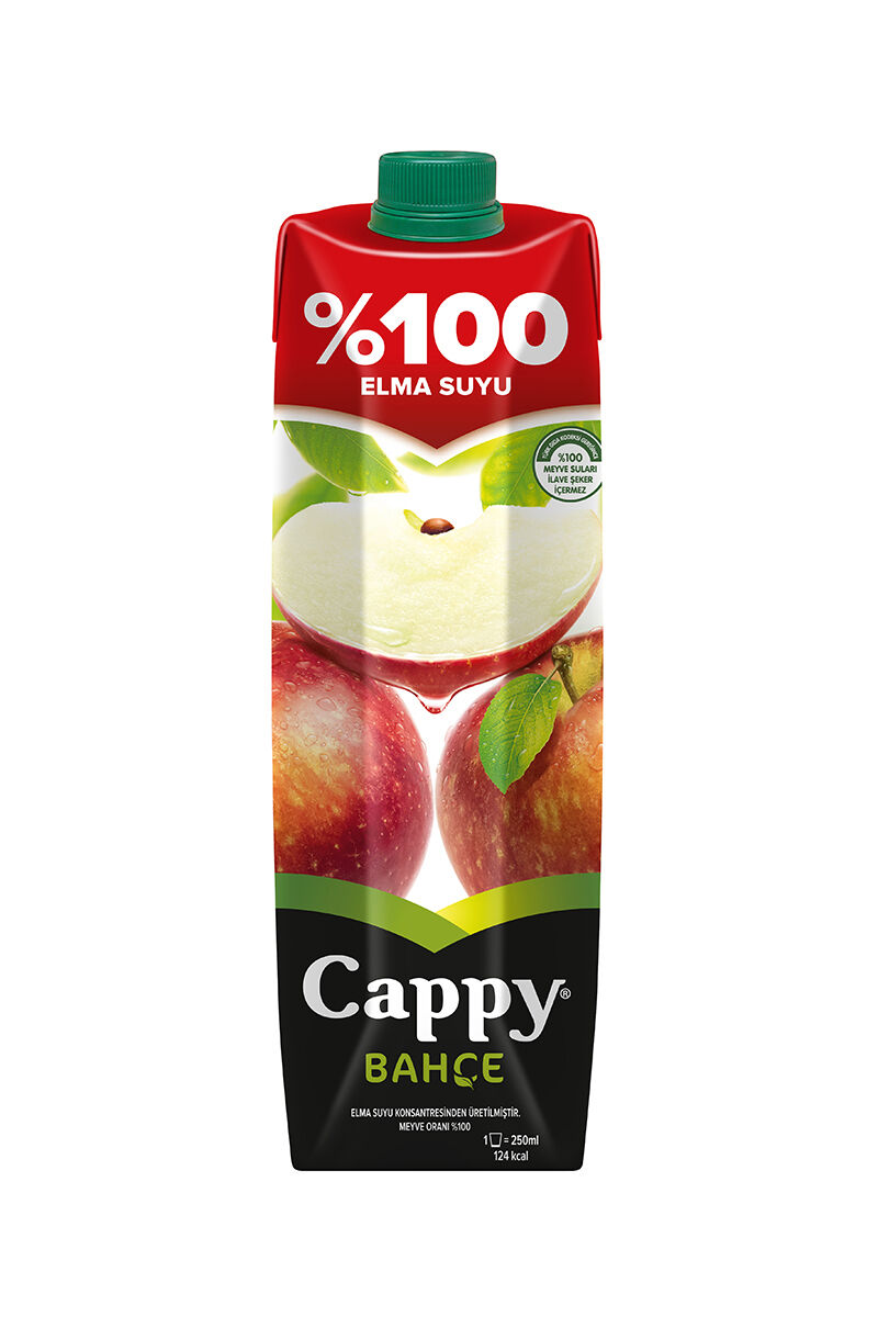 Image for Cappy 1Lt Özel Elma Suyu %100 . from Bursa