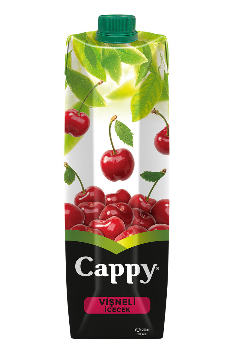 Image for Cappy 1Lt Meyve Suyu Vişne Nektar from Bursa