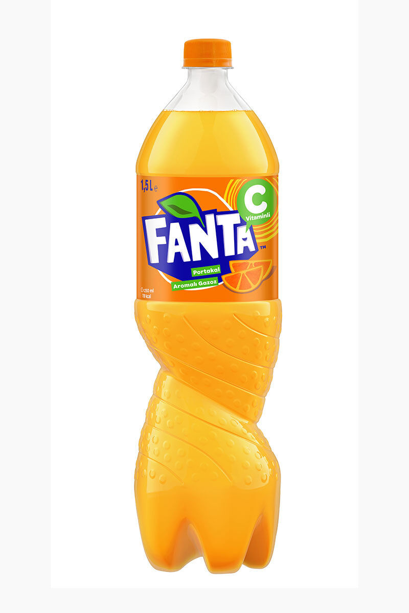 Image for Fanta 1.5 Lt Portakal from İzmir