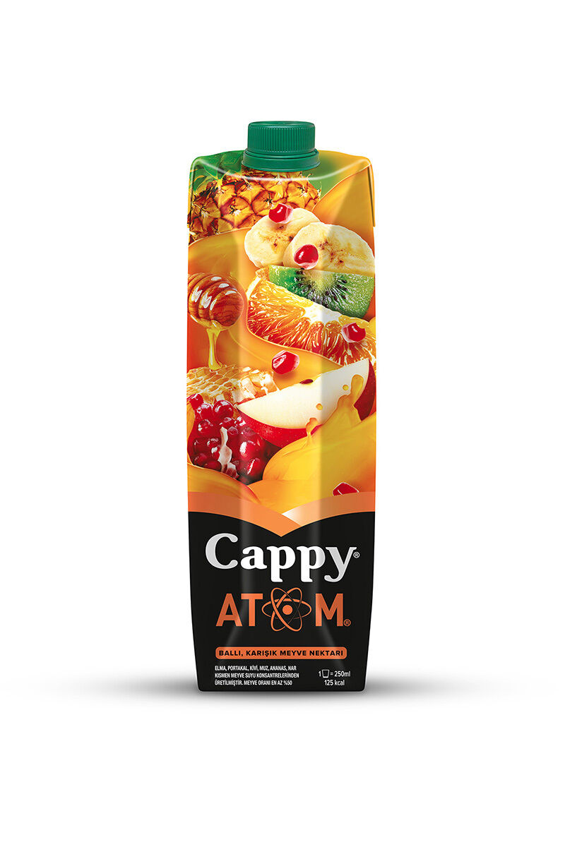 Image for Cappy 1Lt Atom Meyve Suyu from İzmir