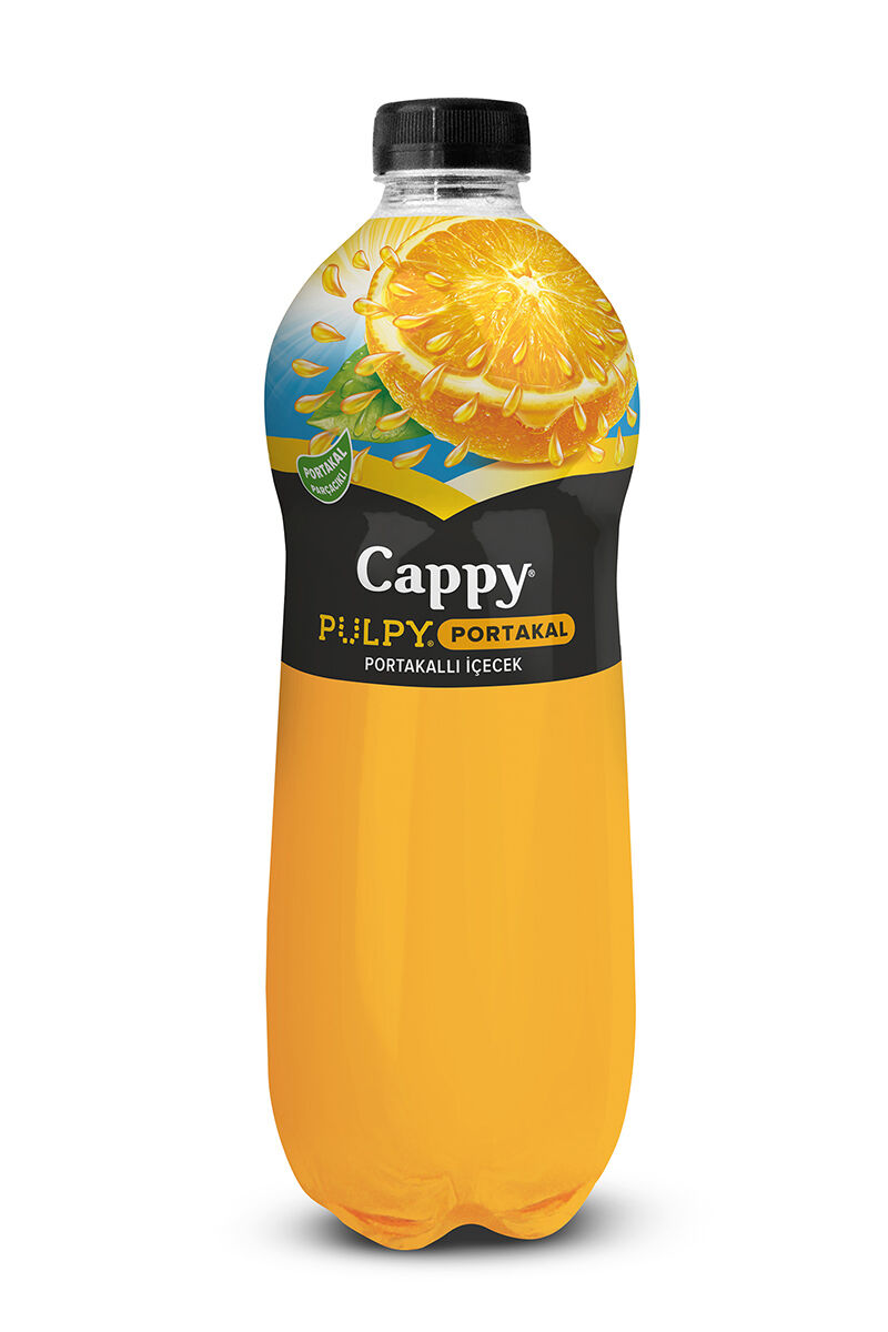 Image for Cappy Pulpy Portakal 1000 Ml Pet from Eskişehir