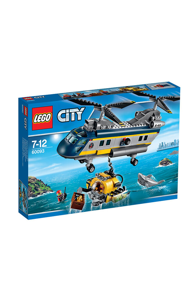 Image for Lego City Police Helicopter 60093 from Özdilekteyim
