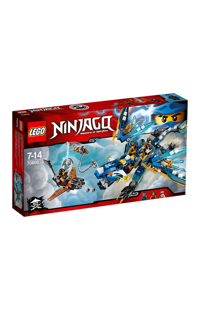 Image for Lego Ninjago Jays Dragon 70602 from Özdilekteyim