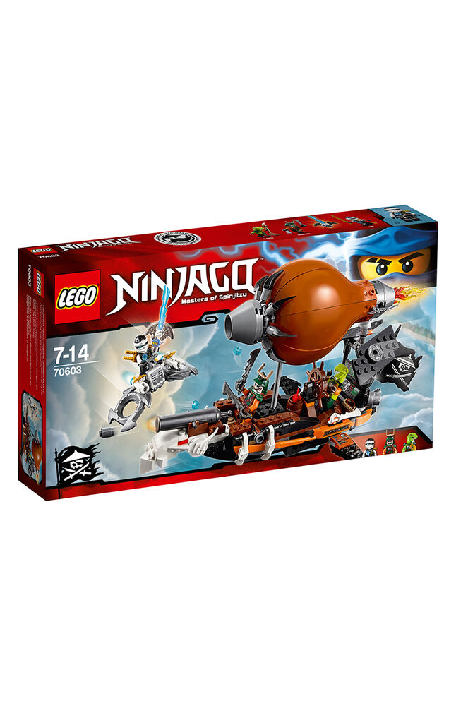 Image for Lego Ninjago Raid Zeppelin 70603 from Özdilekteyim