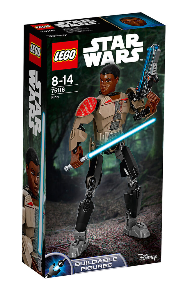 Image for Lego Sw Finn 75116 from Özdilekteyim