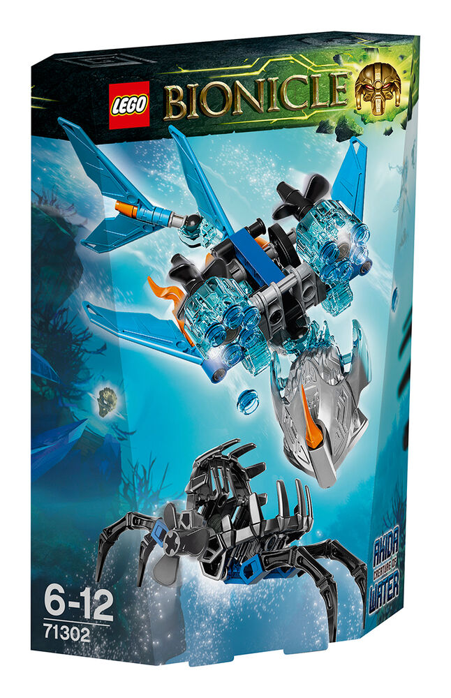 Image for Lego Bionicle Of Water 71302 from Özdilekteyim