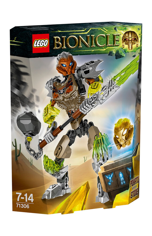 Image for Lego Bionicle Of Stone 71306 from Özdilekteyim