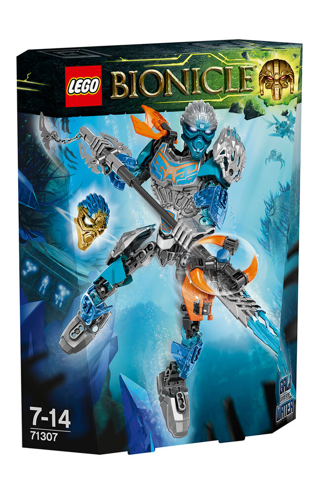 Image for Lego Bionicle Of Water 71307 from Özdilekteyim