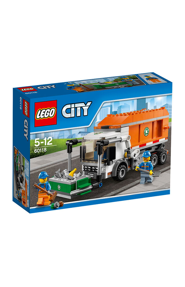 Image for Lego City Polis Carbage 60118 from Özdilekteyim