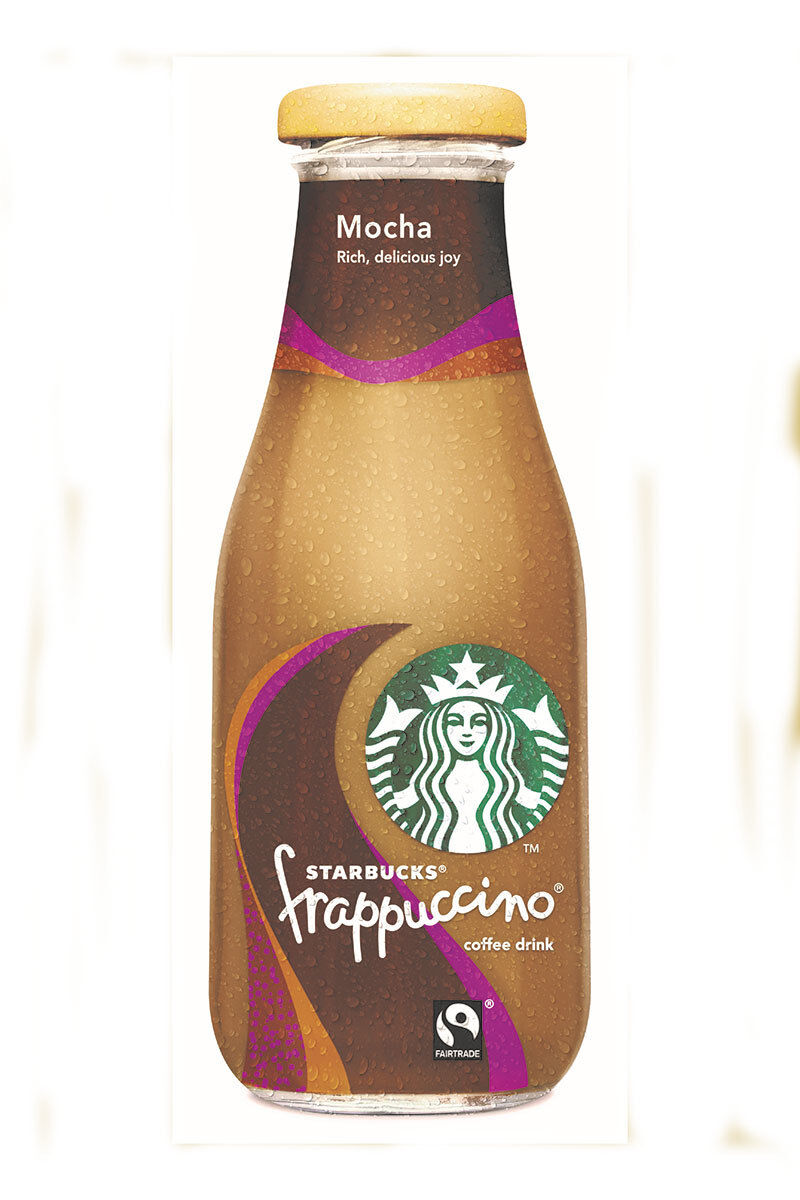 Starbucks 250 Ml Frappucino Mocha