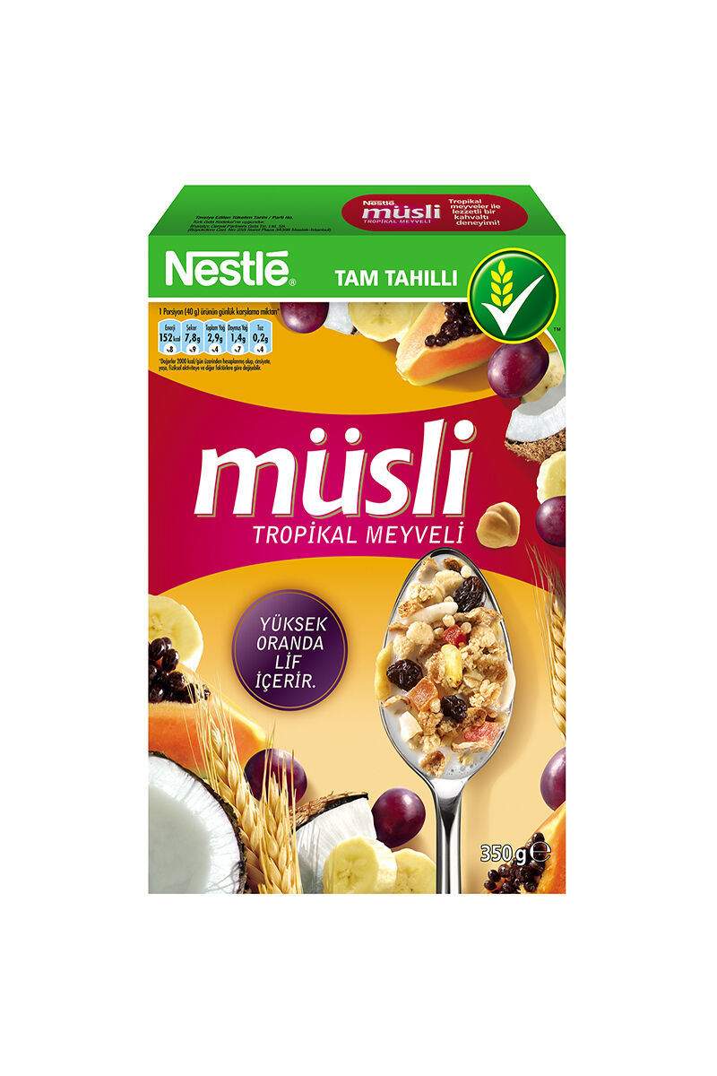 Image for Nestle Müsli Meyveli 350 Gr from Bursa
