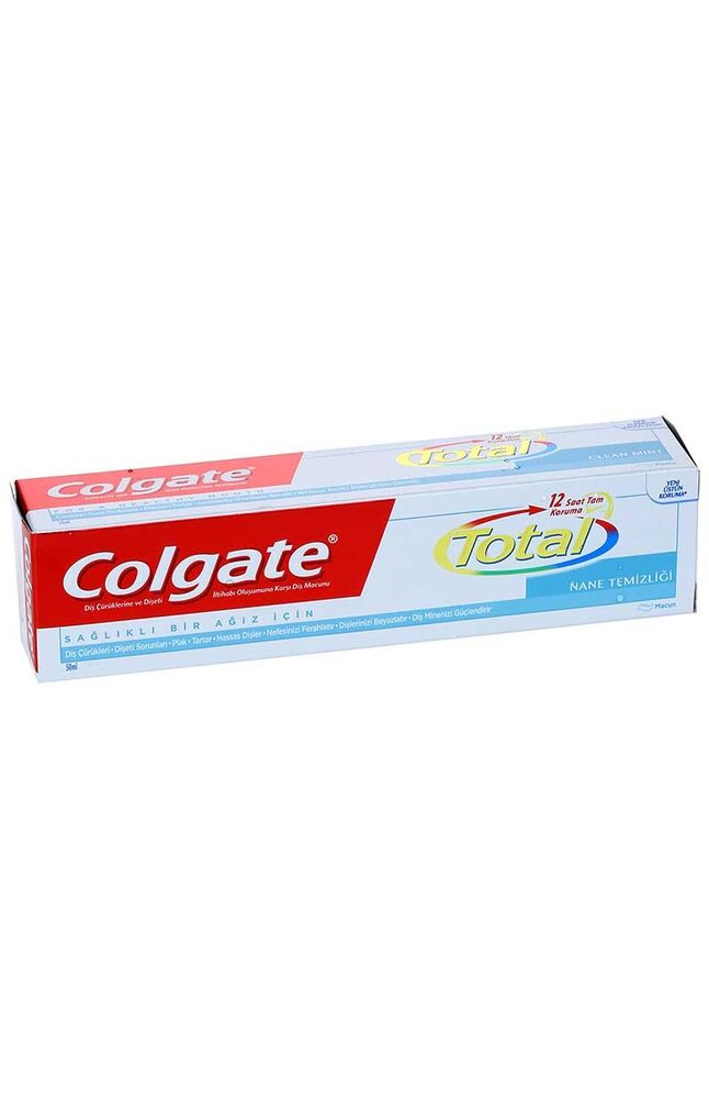 Image for Colgate Diş Macunu 50Ml Total 12 from İzmir