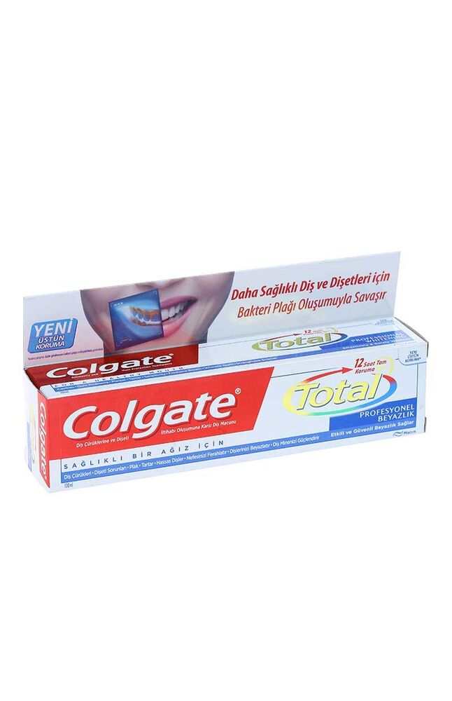 Colgate Diş Macunu 75Ml Total12 White