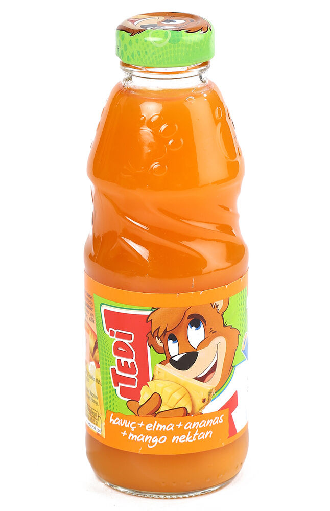 Image for Tedi Meyve Suyu 300Ml Cam Ananas-Mango from Eskişehir