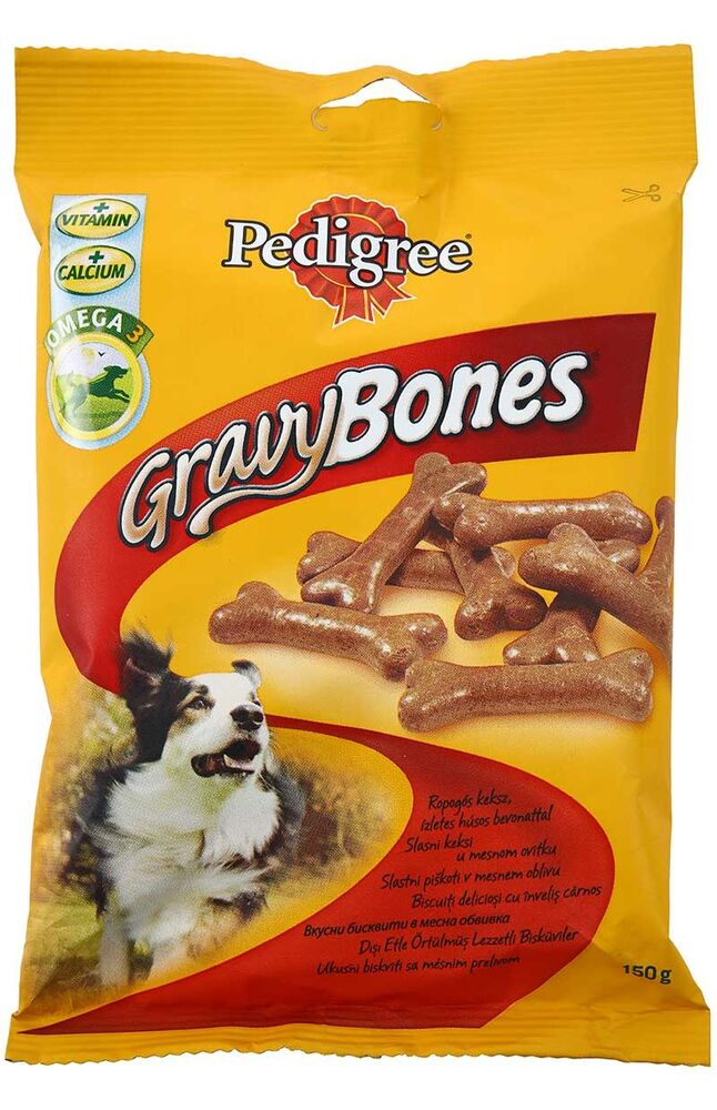 Image for Pedigree Gravy Bones Köpek Ödül Maması 150Gr from Bursa