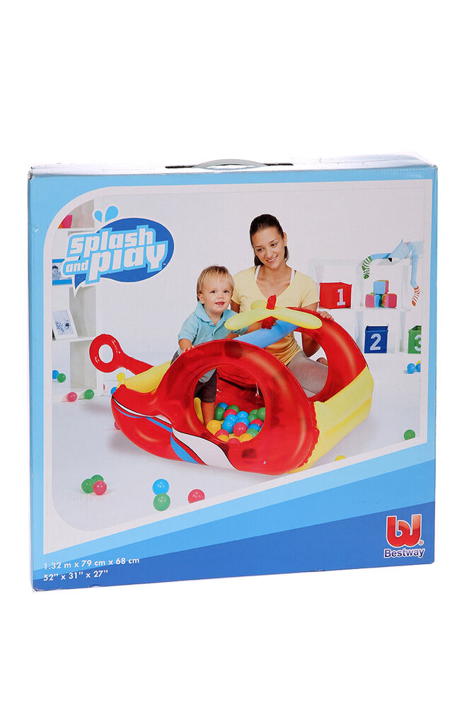 Image for Bestway Helicopter Ball Pit 521 from Özdilekteyim