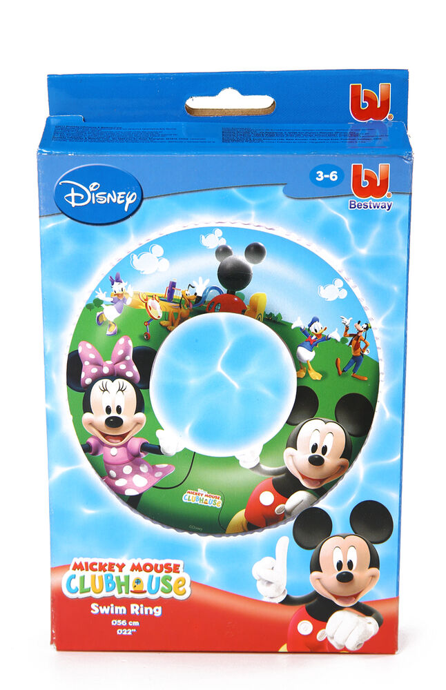 Bestway Mickey Mouse Deniz Simiti
