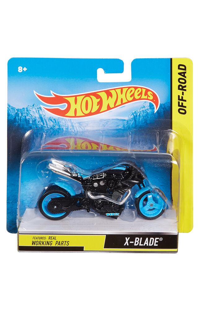 Image for Hot Wheels Sokak Motorsikletleri X4221 from Özdilekteyim