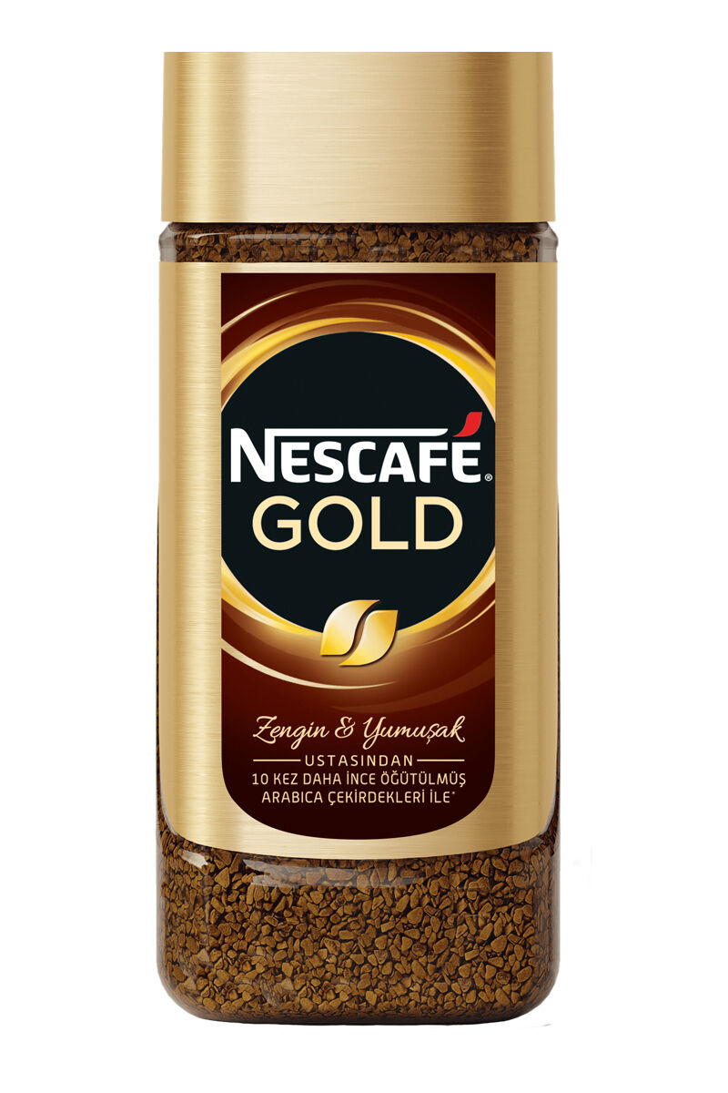 Image for Nescafe Gold Kavanoz 200Gr from İzmir