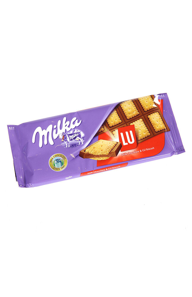 Image for Milka Çikolata Petit Lu 87 Gr. from Kocaeli