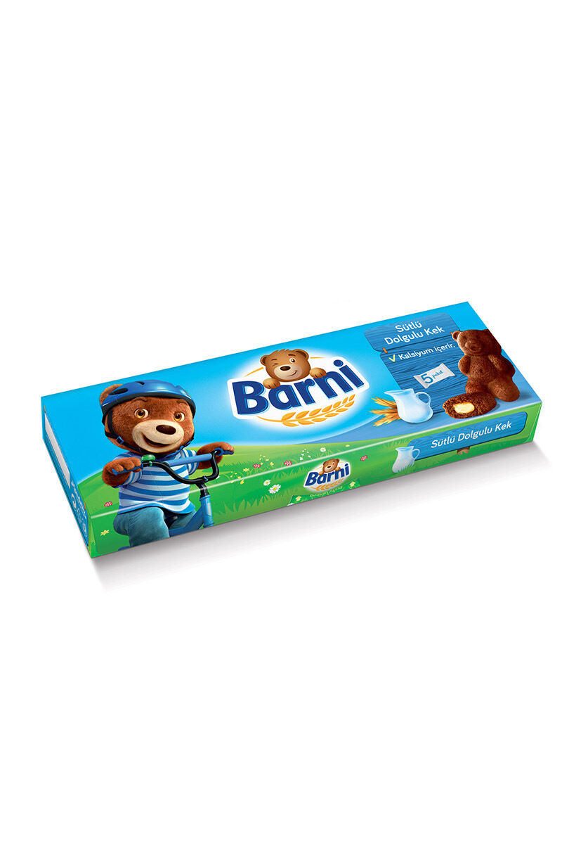 Image for Barni Kek Sütlü 150 Gr. from Bursa