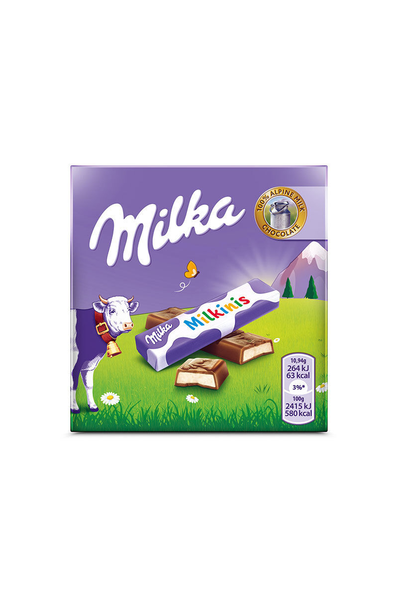 Image for Milka Milkinis Çikolata 43.75 Gr from Eskişehir