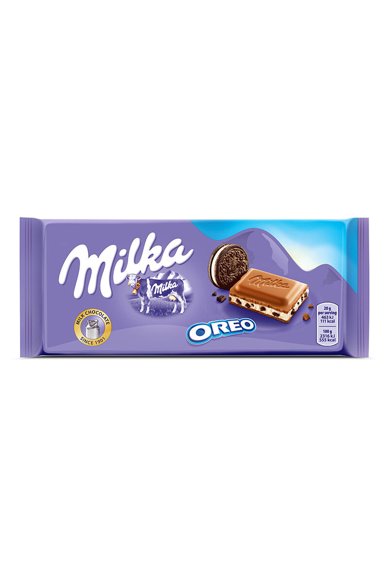 Image for Milka Oreo 100 Gr from Antalya