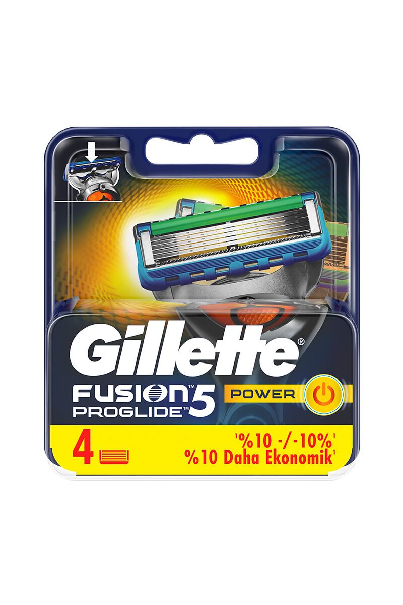 Image for Gillette Fusion Proglide Power 4'Lü Bıçak from Bursa