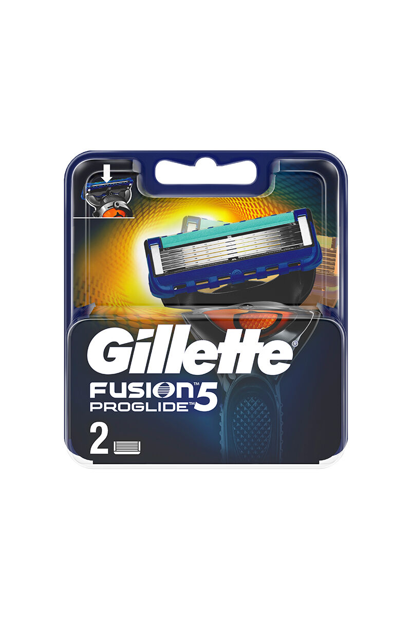 Image for Gillette Fusion Proglide 2'Li Bıçak from Eskişehir