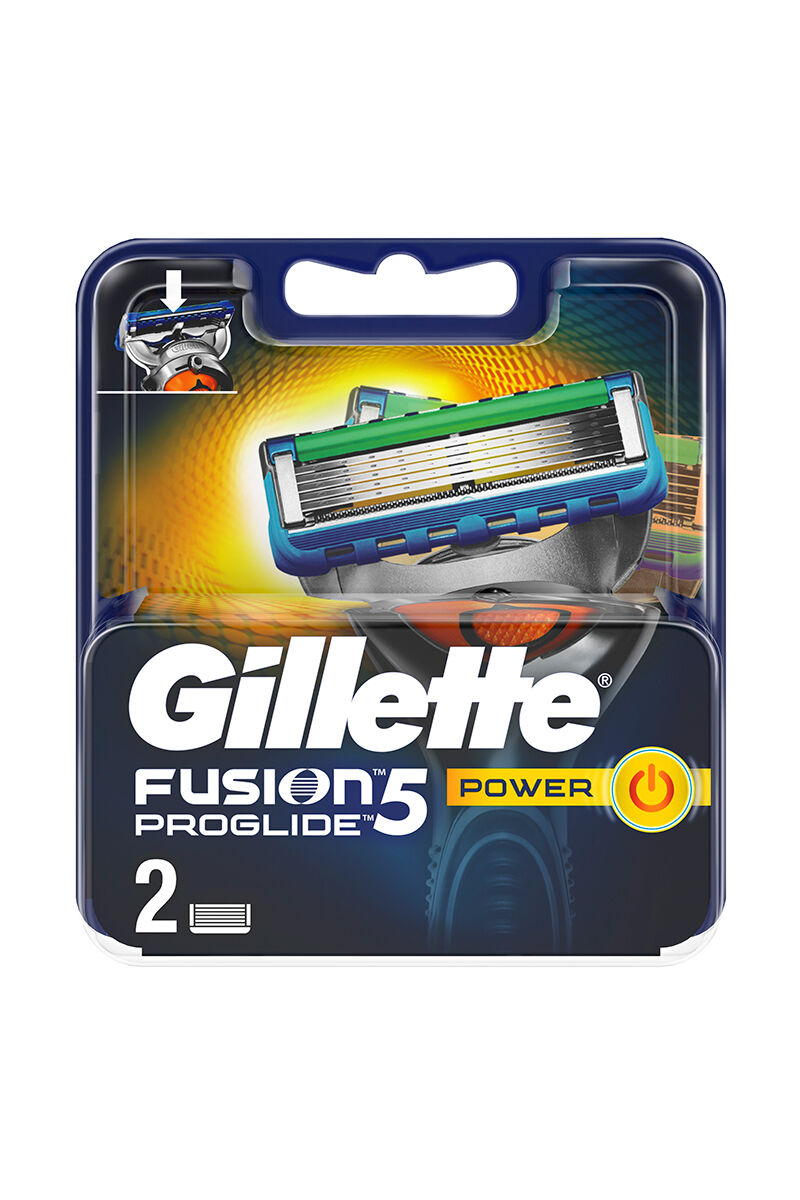 Image for Gillette Fusion Proglide Power 2'Li Bıçak from İzmir