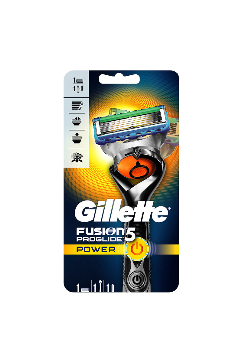 Gillette Fusıon Proglıde Flexball Power 1 Up