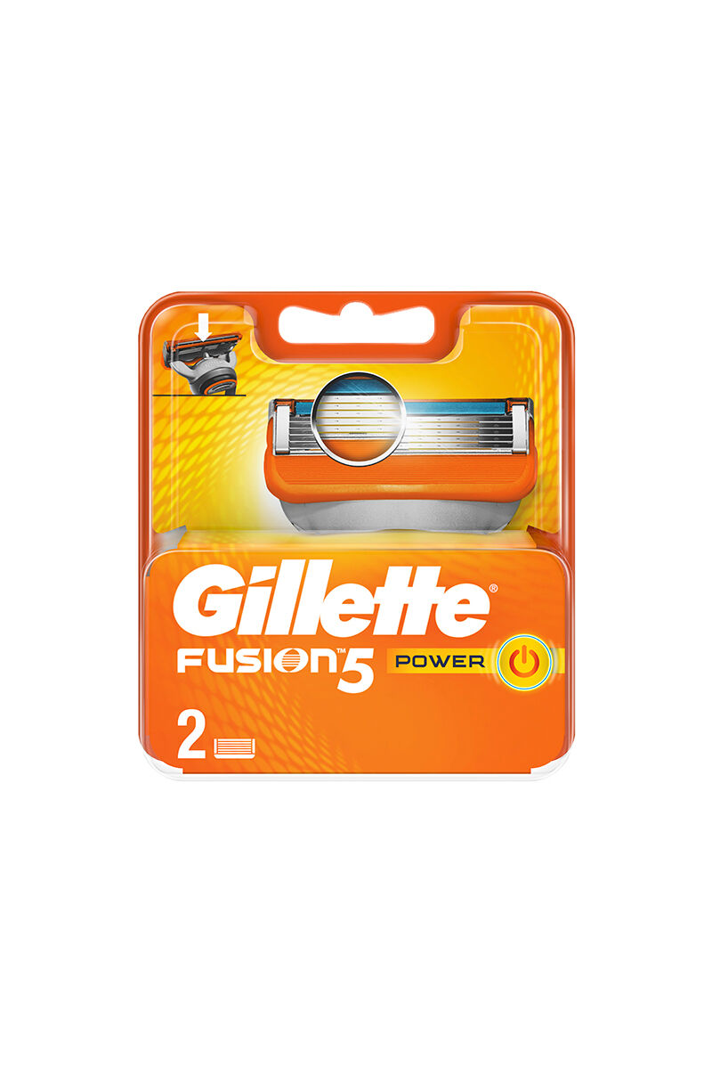 Image for Gillette Fusion Power 2'Li Bıçak from İzmir