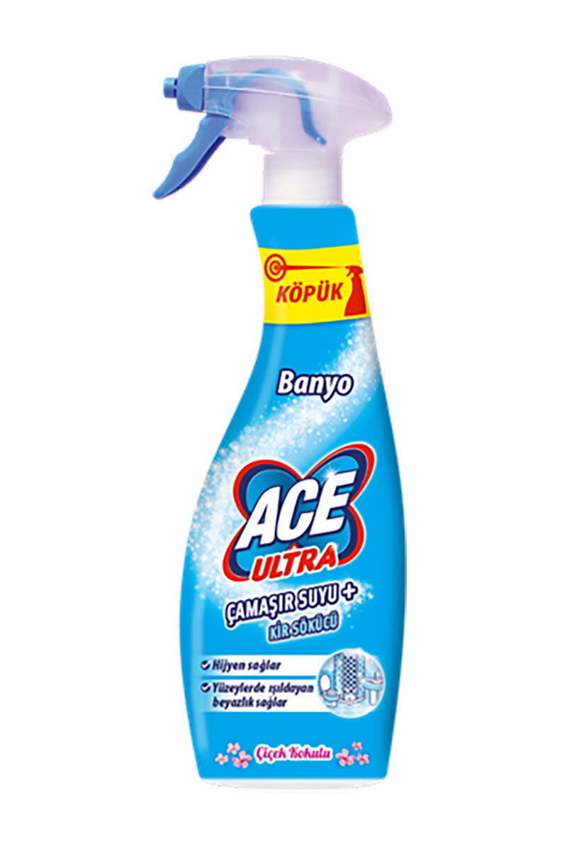 Image for Ace Ultra Köpük 700 Ml Çiçek Kokusu from Bursa