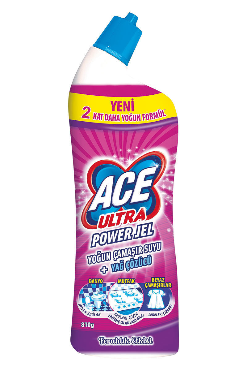 Image for Ace Ultra Powerjel 750 Ml Ferahlık Etkisi from Kocaeli