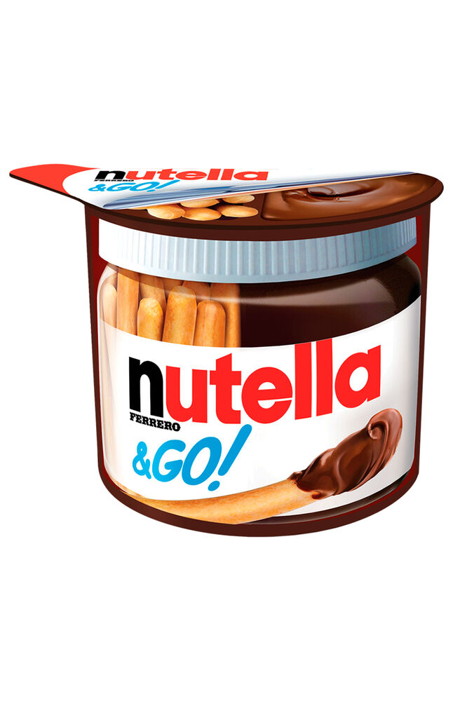 Image for Nutella Go 55 Gr. from Kocaeli