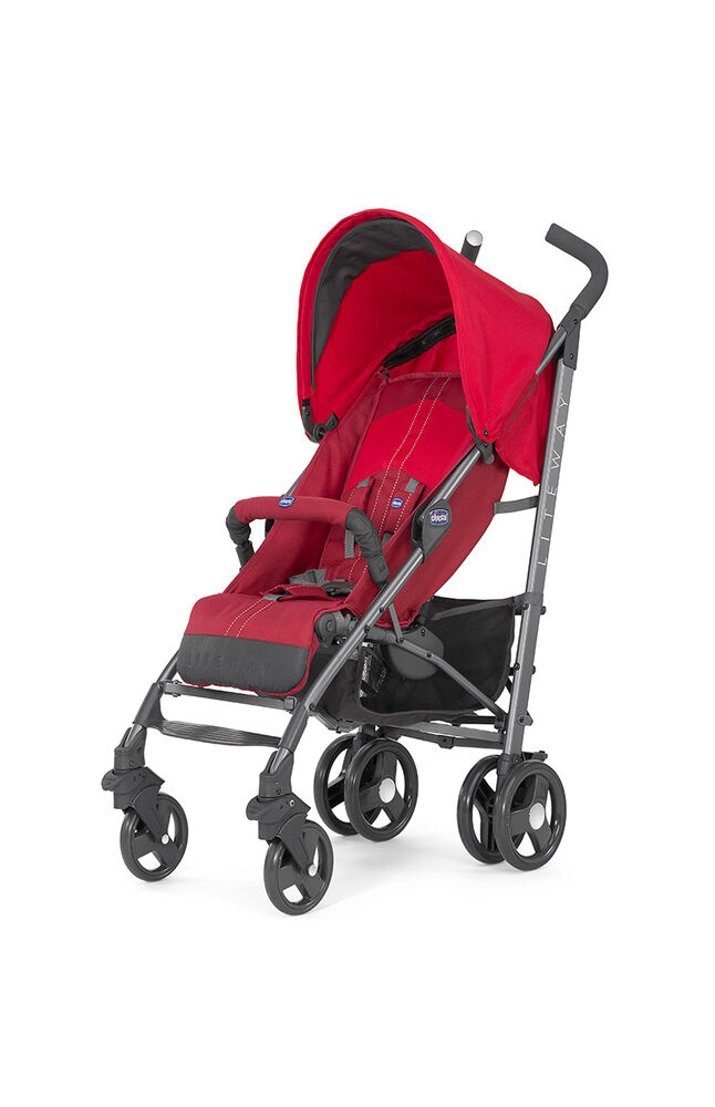 Chicco Lite Way Plus Red